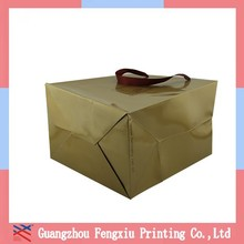 Full Color Offset Printing Recycling Retail Paper Shopping Bags