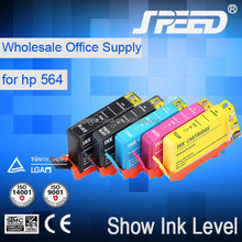 Printer Ponsumables Ink Cartridges for HP564 with Cartridge Tester