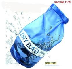 Good 10L Blue Hiking Rafting Surfing Waterproof Dry Bag New
