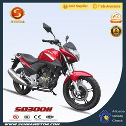 Motorcycle China Motorcycle Wholesale Street Bike 300Cc Motorcycle For Sale Cheap SD300II