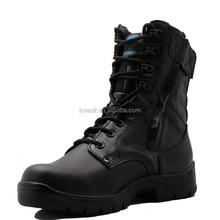 บุรุษรองเท้ายุทธวิธีเกียร์ล่ากองทัพรองเท้าทหารตำรวจรองเท้าบูตที่