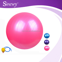 Explosion-proof Pilate Massage Anti Burst Yoga Ball Exercise Ball As Seen On Tv 2015