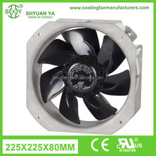 Low Consumption Outdoor Generator Cooling Fan