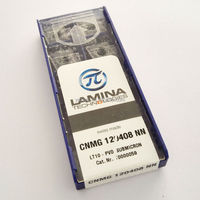 CNMG120404 CNMG120408 CNMG120412 LT10 Swiss made LAMINAs Original carbide inserts for turning tool holder