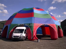 most popular 10 legs inflatable dome tents for events