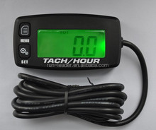 gasoline Hour Meter Tachometer for ATV dirtbike motocycle outboards snowmobile pitbike PWC marine boat truck trailers