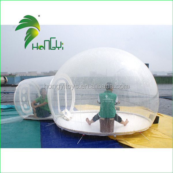 inflatable clear bubble tent (8)