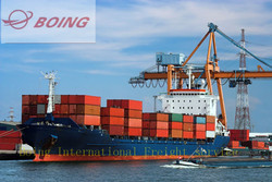 Container shipping from China to THAMES PORT for all kinds of LED products -- Carina