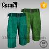 Full sublimation plus sizes custom mens colorful comfortable cotton factory shorts