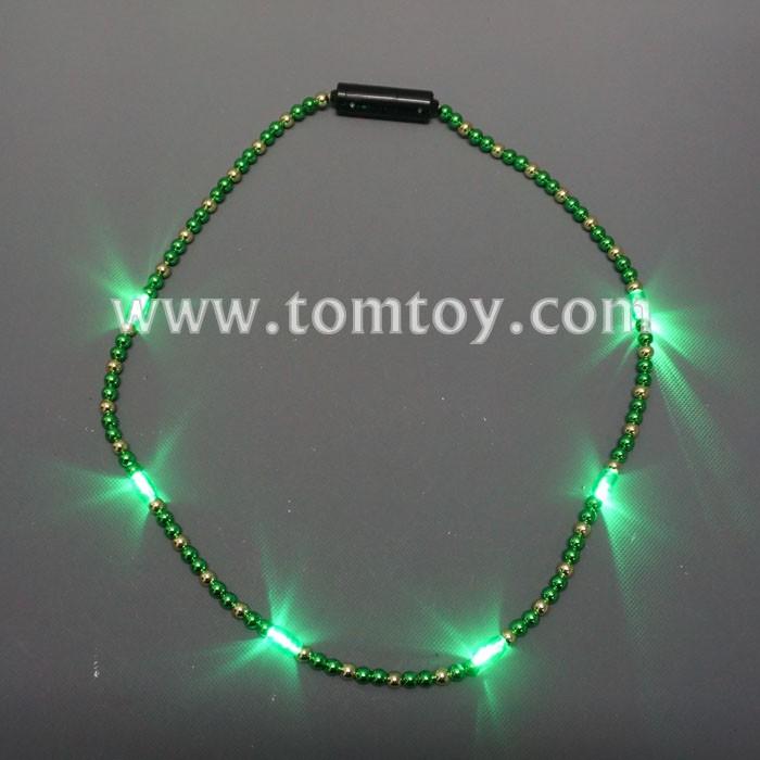 TM041-114-GG  Mardi Gras Led Beads Necklace.jpg