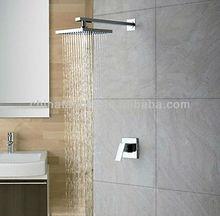 Wall Rain Single Handle Shower Faucet BL1102
