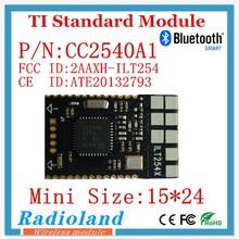 High quality Bluetooth RS232 serial module CC2540