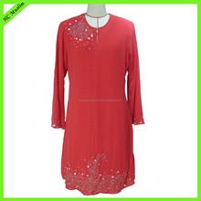 Arabic Abaya Jalabiya Jilbab Muslim Dress clothes Dubai