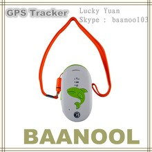 GPS tracker personal tracking system with 2.4G attendance management function