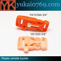 2015 Latest design plastic side release buckle wholesale for survival kit/bags