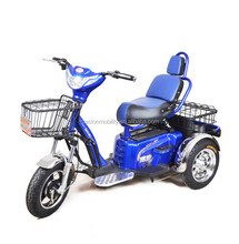 three wheel electric sport scooter