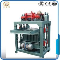 Popular and good sale cement block & brick making machine