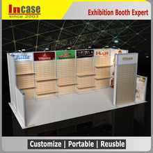 2015 hot sale portable quick install trade show display booth