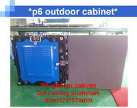 full color HD giant screen p6 outdoor led display