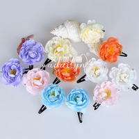300pcs/pack Fashion Girls clear clip hair products Kids Hair Accessories With Rhinestone