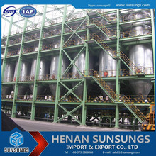 Gas purification automatic control system adopts PLC control steel dust collector pipe