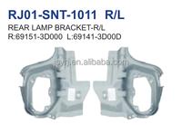 hyundai SONATA 02 03 rear lamp bracket OEM R:69151-3D000 L:69141-3D00D