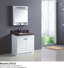 domo armário de banheiro de mármore