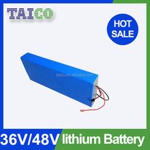 Rechargeable 48v 50ah Lithium Polymer Battery Pack For Golf Car