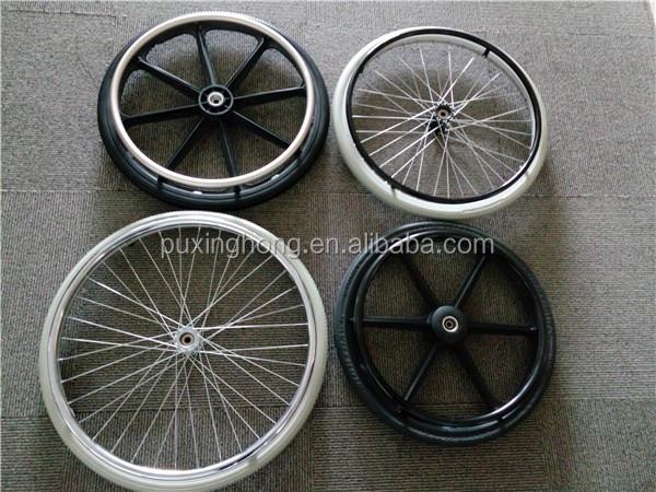 manual wheelchair wheel01