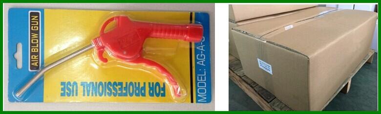 Esp ag-d высокое качество пластиковые воздуха удар пушки, воздуха тряпкой пистолет, мягкой пневматический пистолет