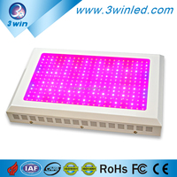 1000W led grow light 333*3w grow light full spectrum red+blue+UV+IR+orange+green+white