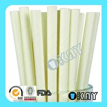 Party Supplies Party Bags Wedding White Paper Straws