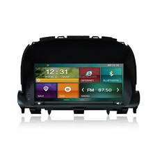 1080 High Definition Capacitive touch screen Car MP4 dvd GPS Navigation for Buick Encore