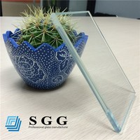 6mm starfire tempered glass