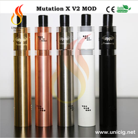 2014 Newest ecig UNICIG GW2 wax and dry herb vaporizer pen
