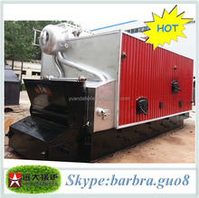 multi-fuel coal/ wood /biomass pellets fuel steam boilers for textile printing and dyeing mill