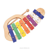 Hand Knock Xylophone musical toys,wooden toys,wooden educational toys