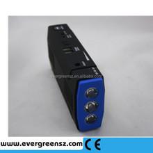 Mini car jump starter 5v 12v battery charger power all 16800mah 300A active Current lithium battery jump starter