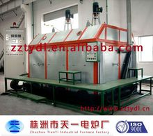 Head Cover Type Hot Air Circulation Oven
