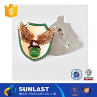sunlast custom metal pilot wings pin badge XOEM1394