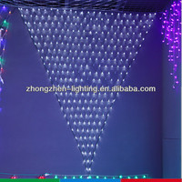 Decorative Triangle net light remote control led string lights
