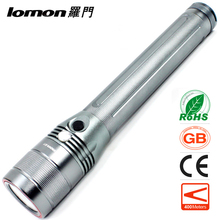 Lomon Strong Light Wholesale Christmas Gift Outdoor Emergency Powerful Flashlight