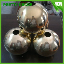 150mm Stainless Steel Ball Hole Drilled Steel Ball