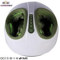 2015 Hot sale air pressure heating health personal electric infrared shiatsu massager
