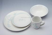 16pcs royal porcelain dinnerware in thailand /royalty china dinnerware