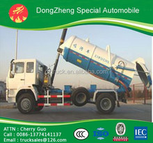 Small 4*2 Sewage Suction Truck