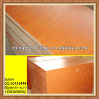 Cut to size particle board
