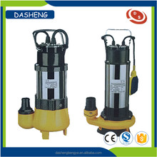 Garden Submersible Water Pump Sewage Submersible Pump with float switch
