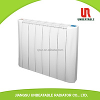 Low Price High Performance wall heater glass electric radiator