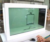 HD Transparent LCD Advertising LCD Display